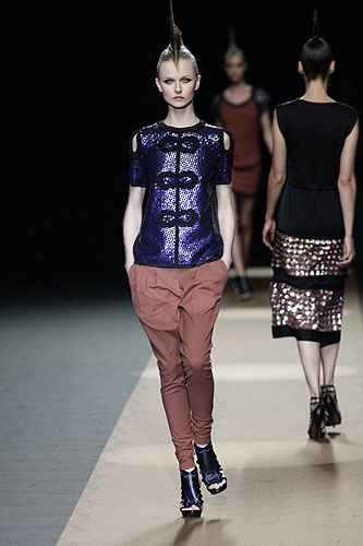 Cibeles Madrid Fashion Week Spring/Summer 2012 ...