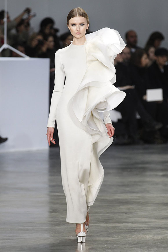 Haute couture spring summer 2013 for New haute couture designers
