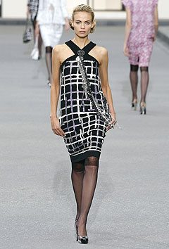Chanel Spring/Summer 2009 :  2009 collection clothing cocktail womens clothing