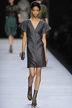 Yves Saint Laurent Spring/Summer 2009 :  2009 collection style clothing cocktail