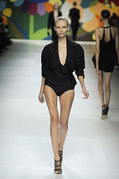 Stella McCartney Spring/Summer 2009 :  2009 collection womens fashion modern clothes