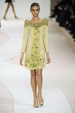 Valentino Spring-Summer 2009 :  chic cocktail womens clothing womens