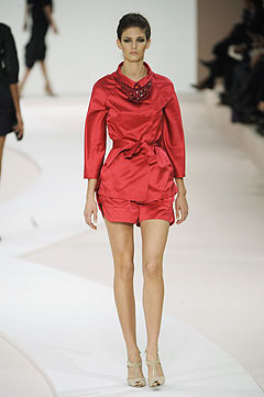 Valentino Spring-Summer 2009 :  luxe clothing cocktail womens clothing