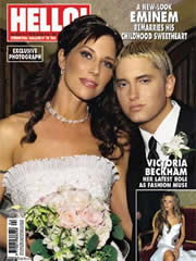 EMINEM AND WIFE KIM IN DIVORCE NUMBER TWO