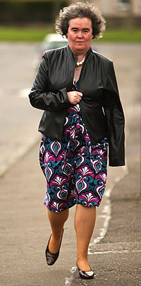 Could Susan Boyle Be In For A Sharon Style Transformation